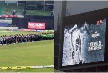 Photo of ম্যারাডোনার মৃত্যুতে মিরপুরে ক্রিকেটারদের শ্রদ্ধা