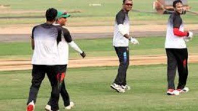 Photo of ৫ দিন পর ওয়েস্ট ইন্ডিজের বিপক্ষে মাঠে নামবে বাংলাদেশ