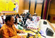 Photo of মৌলভীবাজার জেলা বড়লেখা উপজেলা স্বেচ্ছাসেবক লীগের ত্রি- বার্ষিক সম্মেলন অনুষ্ঠিত