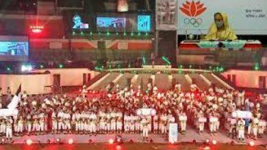 Photo of বঙ্গবন্ধু বাংলাদেশ গেমসের উদ্বোধন করলেন প্রধানমন্ত্রী