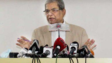 Photo of করোনা মোকাবিলায় 'সর্বদলীয় কমিটি' গঠনের প্রস্তাব ফখরুলের