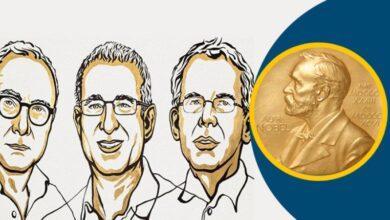অর্থনীতিতে নোবেল পুরস্কার পেলেন তিনজন